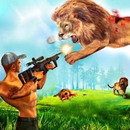 Lion Hunting - Hunting Games
