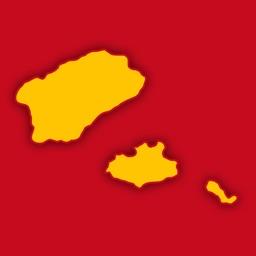 Cape Verde Offline Map