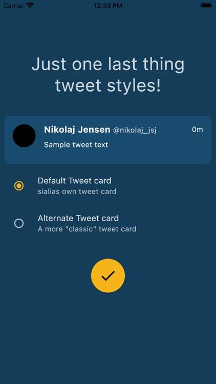 Sialia screenshot-3