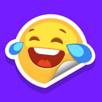 Sticker Now - Emoji & Memes - Asterisk Apps Cover Art