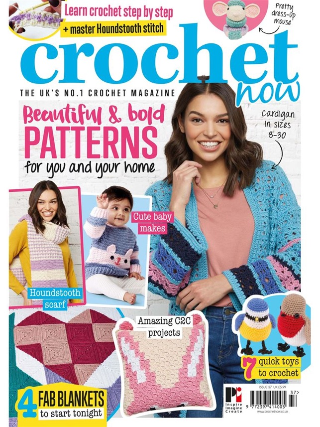 Crochet Now On The App Store