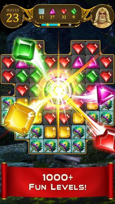 Jewel Crush - Blast Diamond screenshot two