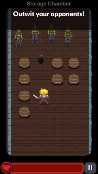 Revenge of the Battle Hunter Screenshot 4