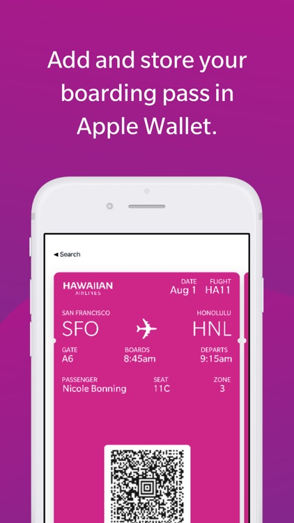Hawaiian Airlines screenshot-4