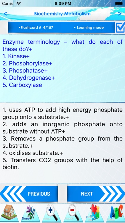 Biochemistry 2700 Notes & Quiz