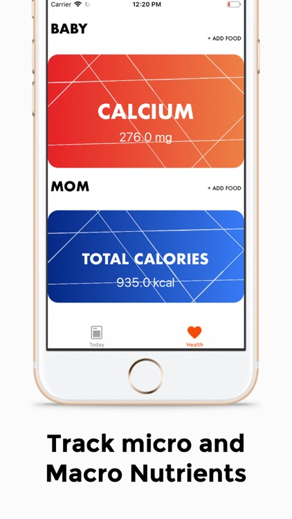 SuperMom-Baby Health Tracker