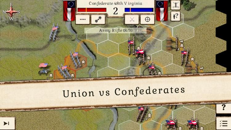 Civil War: Gettysburg screenshot-3