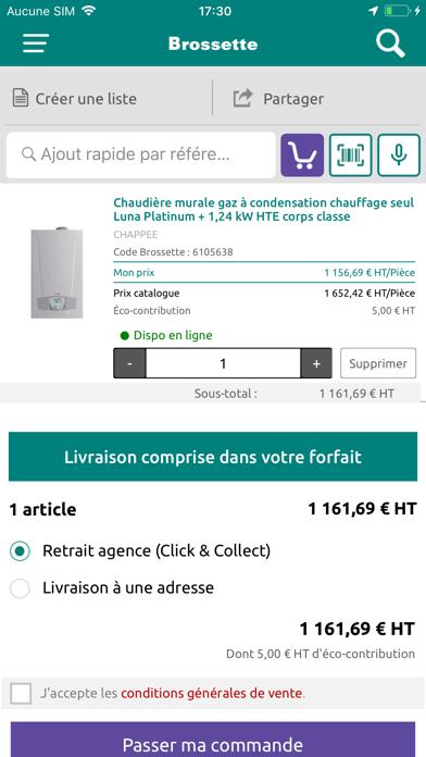 Screenshot #2 pour BROSSETTE
