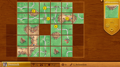 Carcassonne screenshot1