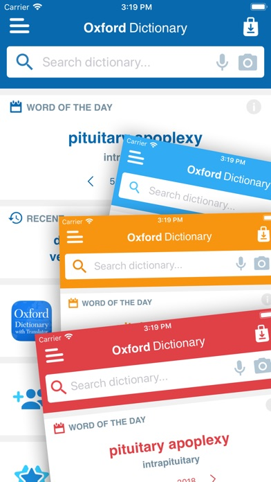 Screenshot for Oxford Medical Dictionary in Lebanon App Store