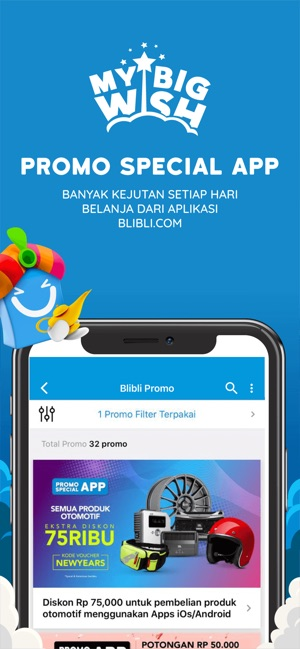blibli belanja online on the app store rh itunes apple com