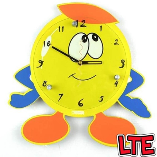 Time Clock - Wallpaper Display