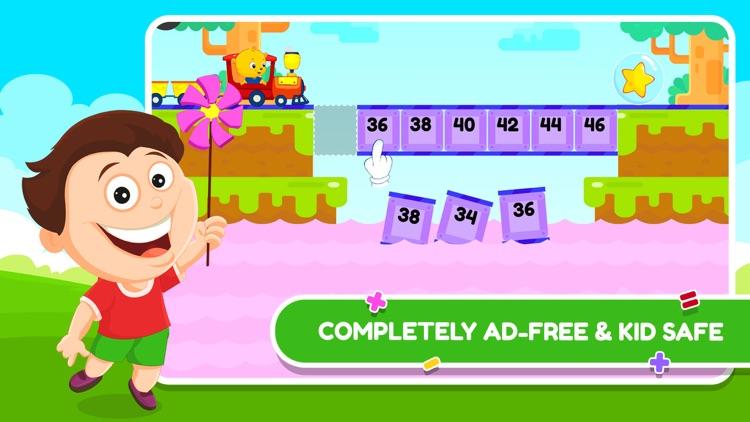 Math Games for Kids + screenshot-9