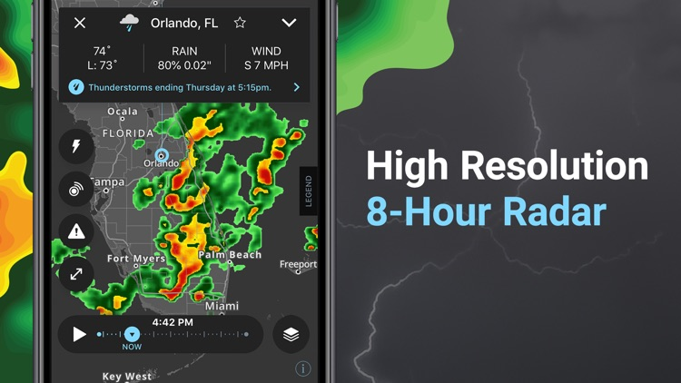 Storm Radar: Weather Tracker screenshot-9