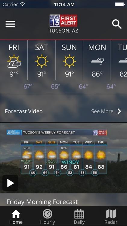 KOLD First Alert Weather