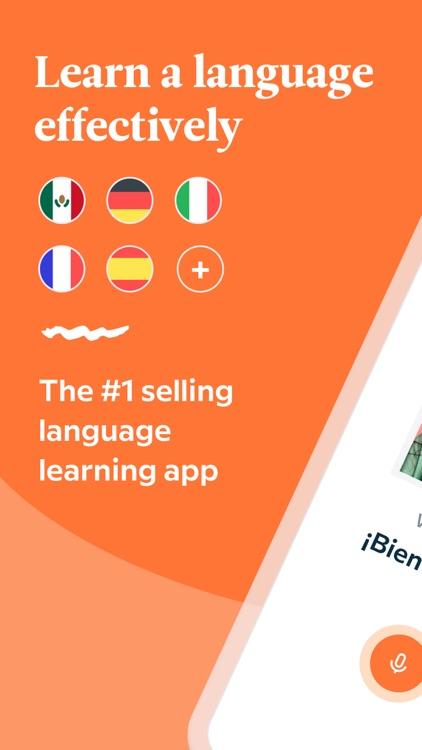 Babbel - Language Learning screenshot-0