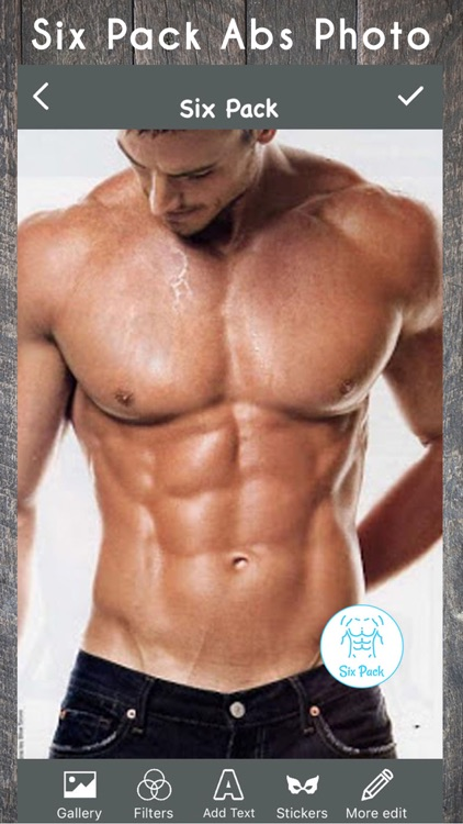 Abs Booth : Six Pack Abs Photo screenshot-4