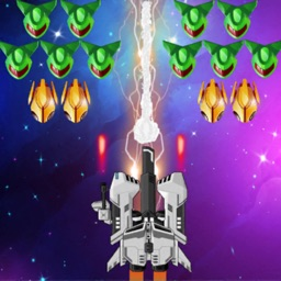 Infinity Space Galaxy Attack