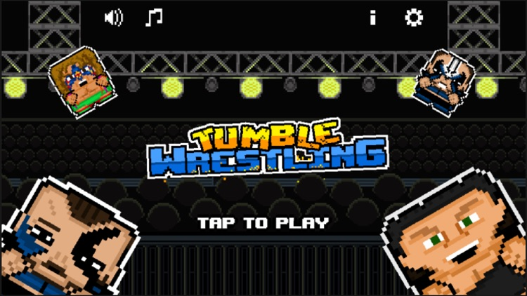 Tumble Wrestling screenshot-5