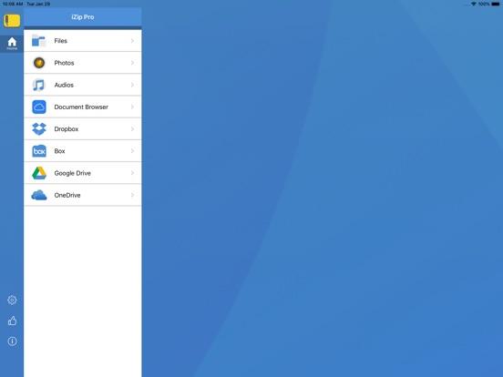 iZip - Zip Unzip Unrar Tool - AppRecs