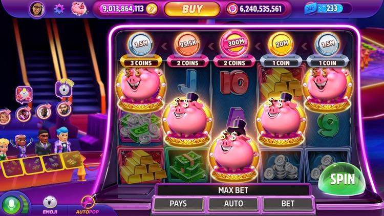 POP! Slots ™ Live Vegas Casino screenshot-5