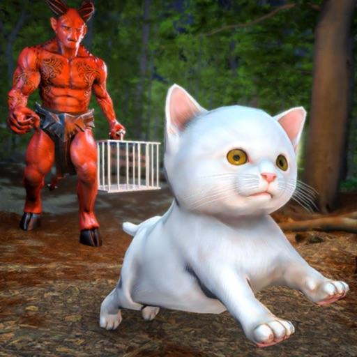 Scary Cat: Pet Horror Escape