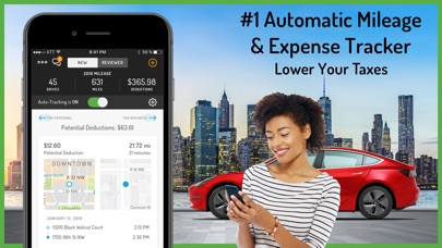 Hurdlr Expense Mileage Tracker
