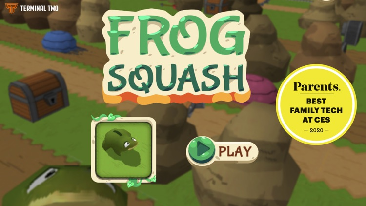 Frog Squash screenshot-0