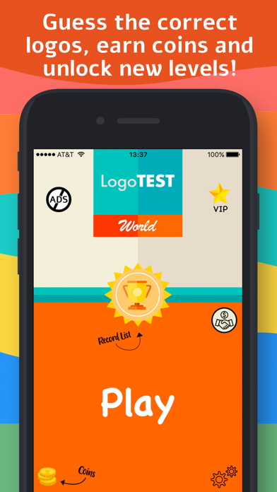 Logo Test: World Quiz & Game free Coins hack