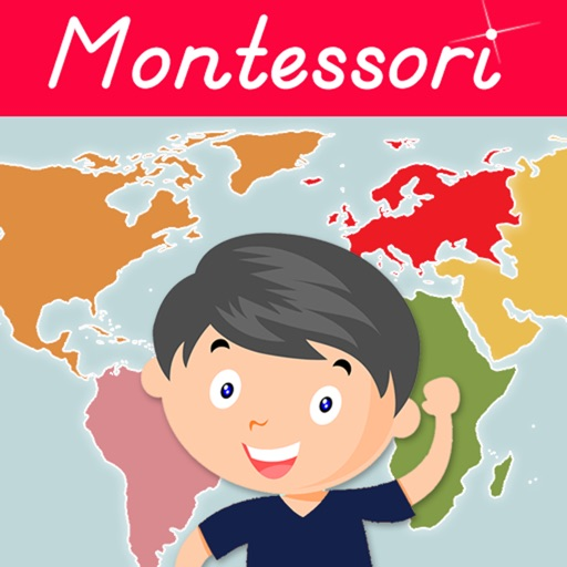 Montessori Ultimate Geography