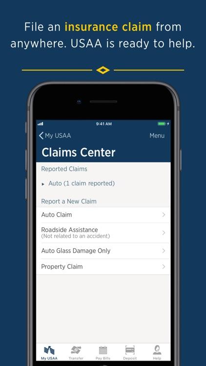 USAA Mobile screenshot-3