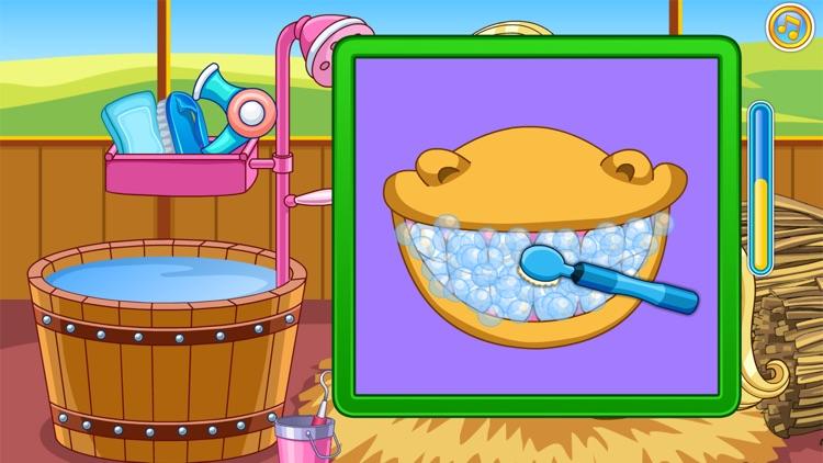 Pony doctor games screenshot-6