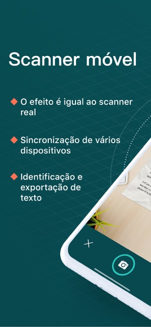 ‎CamScanner|Documento Scan Screenshot