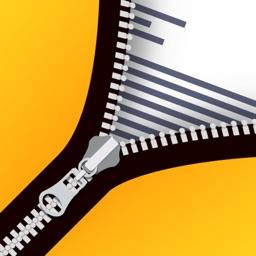 Zip file opener - Unzip files