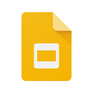 Google Slides - Productivity app