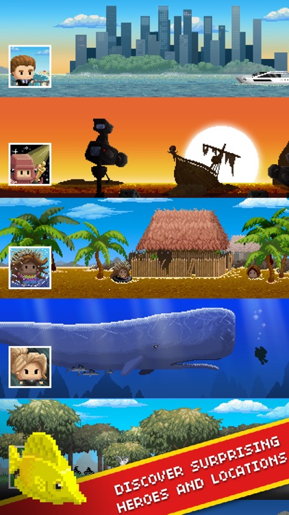 Desert Island Fishing screenshot-3