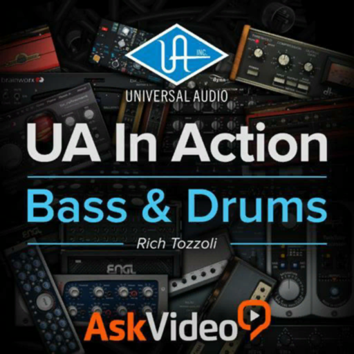 Drum and Bass Guide For UA for Mac