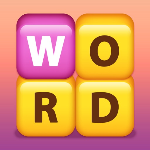 Word Crush - Fun Puzzle Game icon