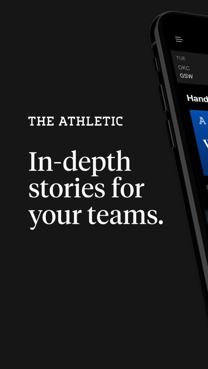 The Athletic: Sports Coverage