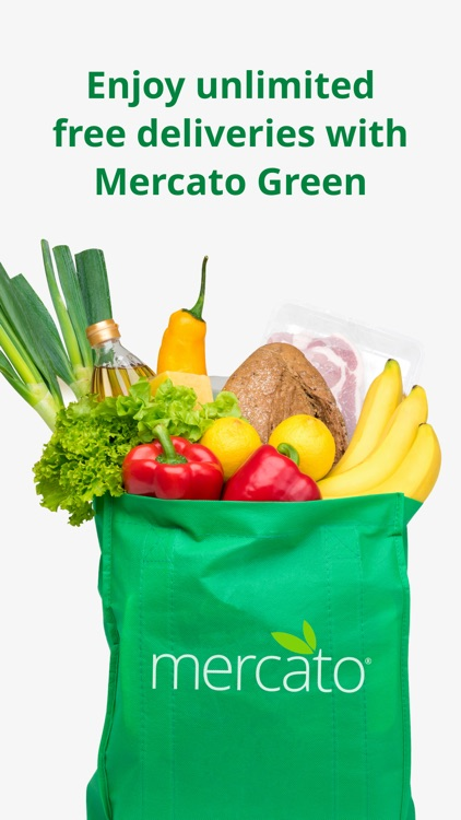 Mercato: Grocery Delivery screenshot-5