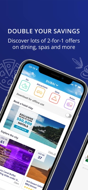 Visa Offers MENA on the App Store