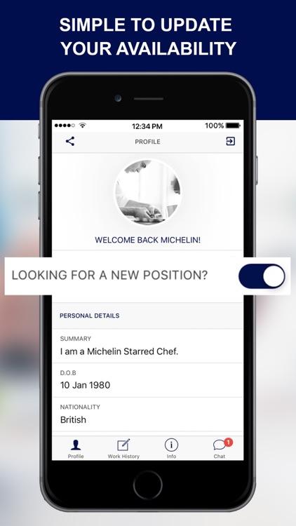 Marlin | App for Job Seekers