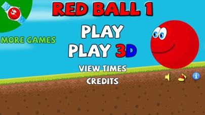 Red Ball 1のおすすめ画像1