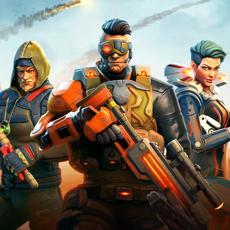 Hero Hunters en top de juegos multijugador para android y iOS