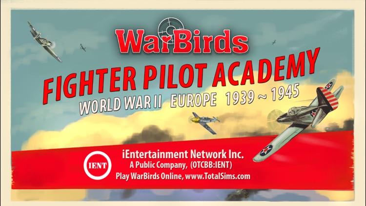 WarBirds Fighter Pilot Academy screenshot-4