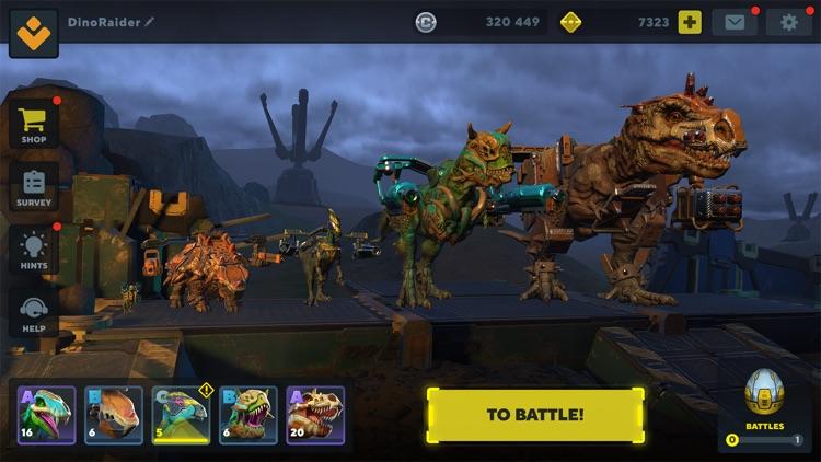 Dino Squad: Online Action screenshot-5