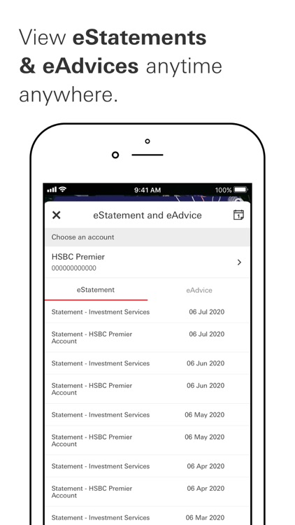 HSBC HK Mobile Banking screenshot-8