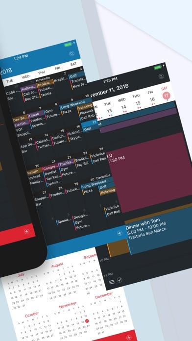 Calendar 366 Screenshots
