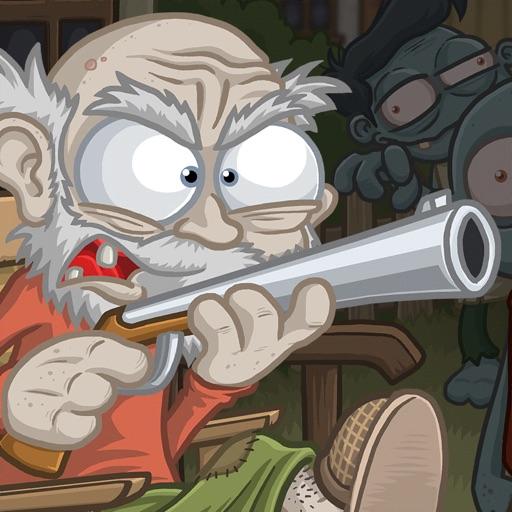 Grampage - Grampa vs Zombies