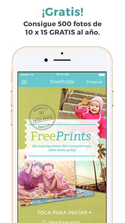 FreePrints - Fotos entregados